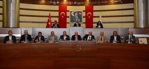 Antalya Ticaret ve Sanayi Odası Başkanı Çetin: