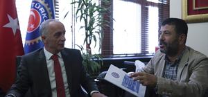 CHP'den Türk-İş'e ziyaret
