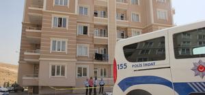Gaziantep'te 10. kattan düşen kişi öldü