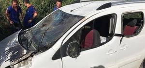 Van'da kamyonet şarampole devrildi: 1 ölü, 4 yaralı
