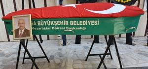 Eski Milletvekili Karagözlü'nün vefatı