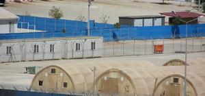 Gaziantep'teki çadır kent konteyner kente çevriliyor