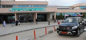 Iğdır'da doktora bıçaklı saldırı