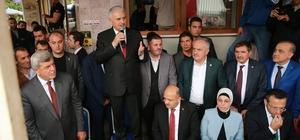 Başbakan Yıldırım, Kocaeli'de