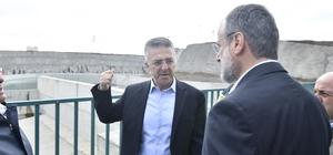 """""""Türkiye'nin en uzun içme suyu tünelinin büyük kısmı açıldı"""""""