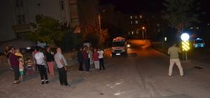 Adana'da bıçaklı saldırı
