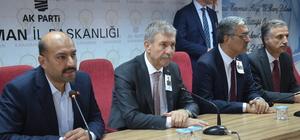 Sağlık Bakanı Demircan, Karaman'da: