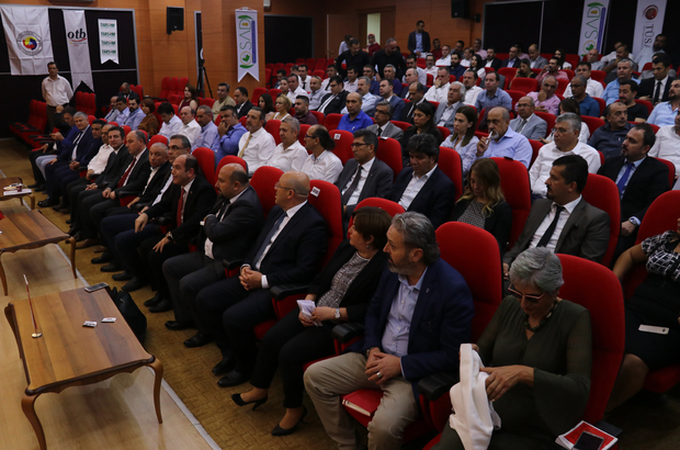 Sigorta sektörü temsilcileri Osmaniye'de bir araya geldi