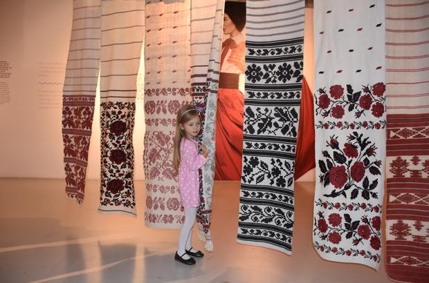 """Cer Modern'de """"Desen DNA""""sı sergisi açıldı"""