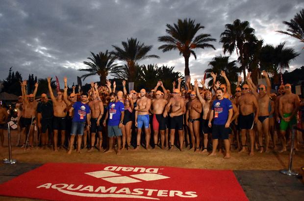 6. Uluslararası Arena Aquamasters Yüzme Şampiyonası