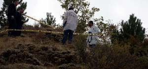 Tokat'ta yaşlı adam dağlık alanda ölü bulundu