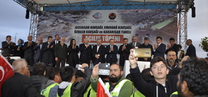 Afyonkarahisar'da toplu açılış töreni