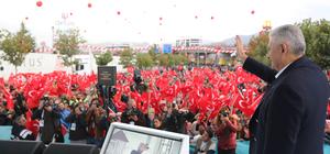 Afyonkarahisar'da toplu açılışı töreni