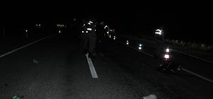 Tekirdağ'da trafik kazası: 2 ölü