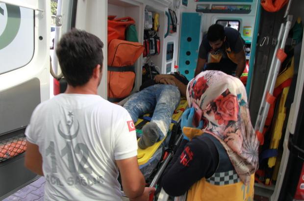 Kayseri'de iş kazası: 1 ölü, 1 yaralı