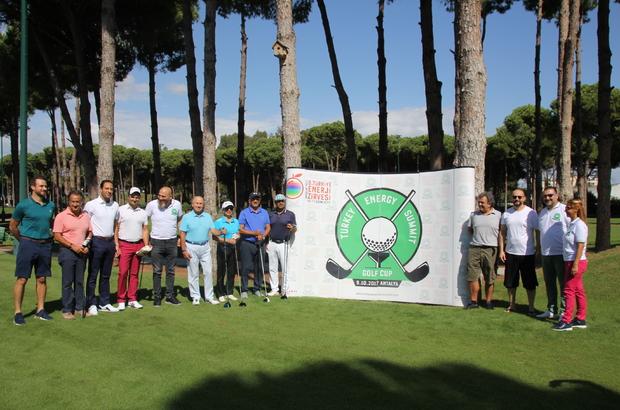 Enerji Zirvesi Golf Turnuvası