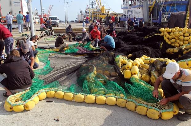 Karadenizli balıkçılara şiddetli rüzgar engeli