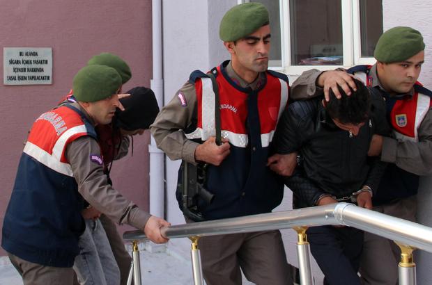 Konya'da yanmış otomobilde ceset bulunması