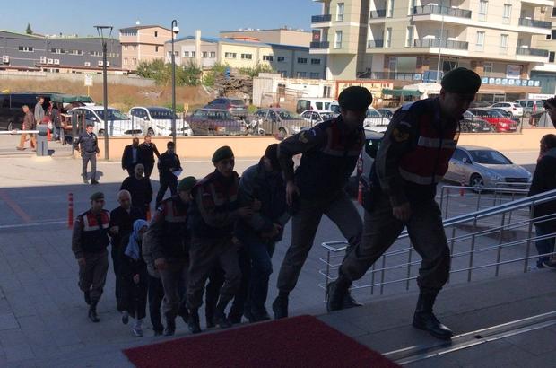 GÜNCELLEME - Yunanistan'a kaçamadan yakalandılar