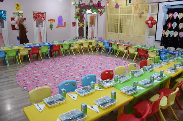 """""""Kahvaltılı sabahlar okulda başarı sağlar"""" projesi"""