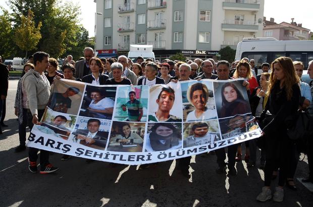 Ankara Tren Garı'ndaki terör saldırısı