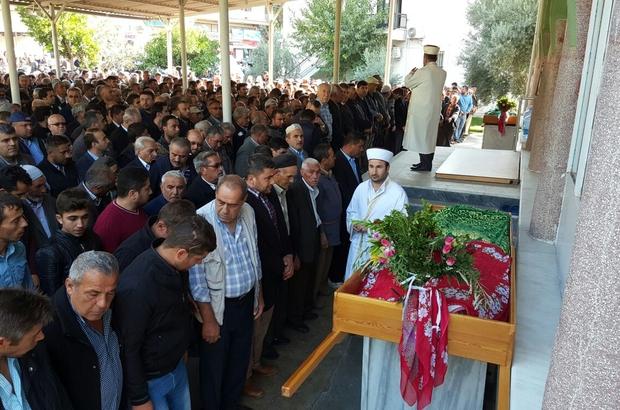 Aydın'da hemzemin geçitteki kaza