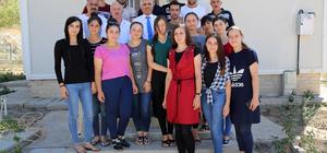 Ahıska Türkü gençlerin üniversite mutluluğu