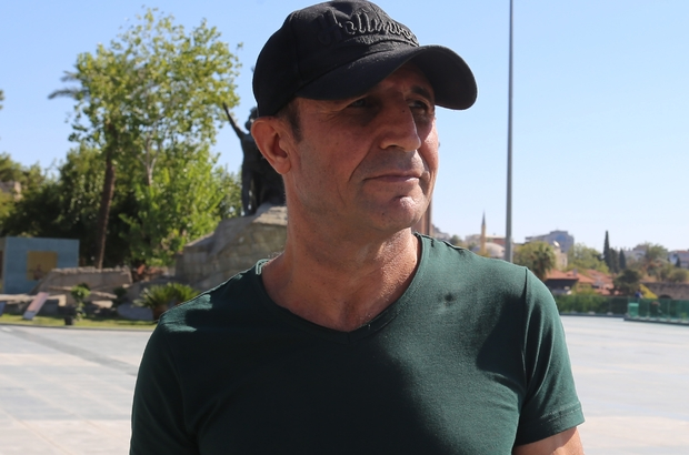 """""""İslamofobi"""" filminin çekimlerine Antalya'da başlandı"""