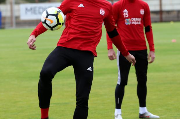 Demir Grup Sivasspor'da hedef galibiyet