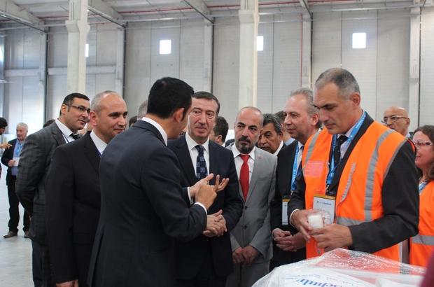 Çerkezköy'e yeni fabrika