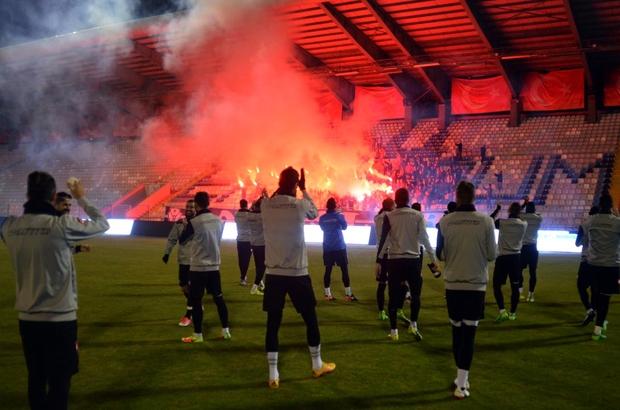Büyükşehir Belediye Erzurumspor'da, İstanbulspor maçı hazırlıkları