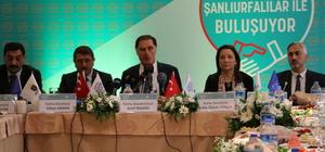 Kamu Başdenetçisi Malkoç Şanlıurfa'da