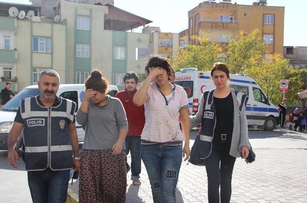 Gaziantep'teki operasyonda polise ateş açılması
