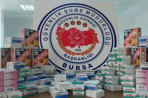 Bursa'da oyuncakçıya ağrı kesici operasyonu