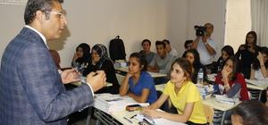 Akdeniz'de öğrencilere ücretsiz kurs