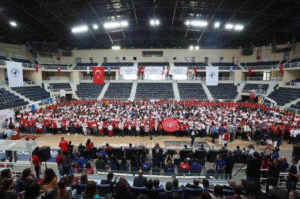 Özel Olimpiyatlar Ulusal Oyunları başladı