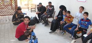 Hatay'da 37 yabancı uyruklu yakalandı