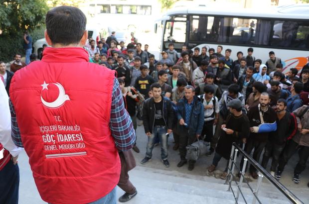 Erzincan'da 127 kaçak yakalandı