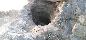 Isparta'da izinsiz kazı operasyonu
