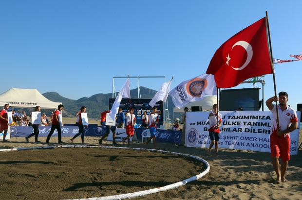 Dünya Plaj Güreşi Şampiyonası