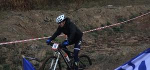 Kastamonu'da dağ bisikleti yarışı yapıldı