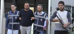 Antalya'da eşini ve kızını öldüren kişi yakalandı
