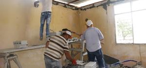 Akdeniz'de ihtiyaç sahiplerinin evleri yenileniyor