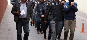 Kayseri ve Adana'daki FETÖ/PDY operasyonu