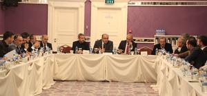 """""""Orta Doğu'daki Son Gelişmeler"""" konferansı"""