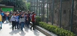 Ağrılı öğrenciler Kocaeli'yi gezdi