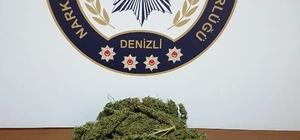 Denizli'de uyuşturucu operasyonu