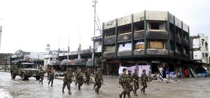 Filipinler'in Marawi kenti teröristlerden arındırıldı
