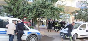 Gaziantep'te işyerinde oksijen tüpü patladı: 2 yaralı