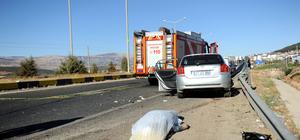 Kahramanmaraş'ta trafik kazası: 3 ölü